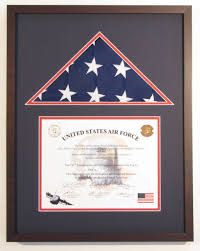 3x5 Flag Display Case With Certificate Flag Picture Frames Image Collections Craft Decoration Ideas