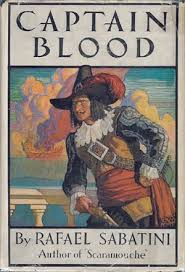 pirates captain blood books