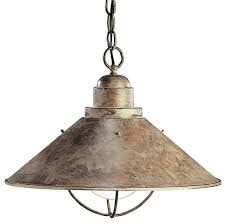 Outdoor Rustic Light Fixtures Pendant Lights Astonishing Rustic Light Fixtures Regarding