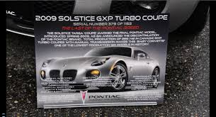 show cards anyone pontiac solstice forum