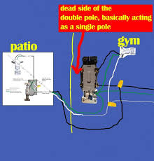 light switch wiring 2 pole wynnworlds me