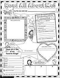 all about me coloring pages worksheets creativemove me