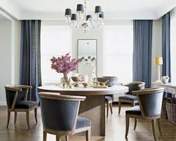 navy blue dining room decor decoraci on interior