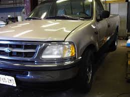 Ford Truck Interior Used 1997 Ford Truck Ford F150 Pickup Interior Dash Panel Dash Pa