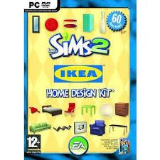 les sims 2 ikea home design kit jeu pc cd rom achat vente