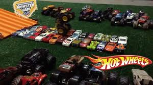 monster truck jam videos wheels monster jam truck car crush racing madness toy