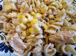 pasta salad with tuna light tuna pasta salad with yoghurt recipe sparkrecipes