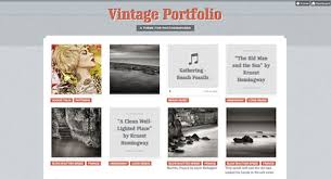vintage tumblr themes free html gorgeous and functional tumblr themes to try