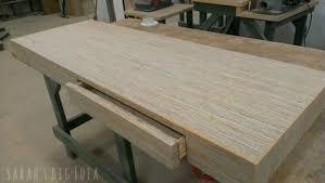 Diy Desk Drawer Diy Plywood Desk Bob Vila