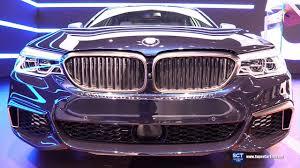2018 bmw 5 series m550i sedan xdrive exterior interior