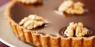 jeux de cuisine tarte au chocolat tarte au chocolat et aux noix facile et pas cher recette sur