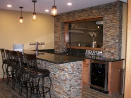 Man Cave Ideas For Small Spaces - 4 bold man cave ideas for a small basement reality construction