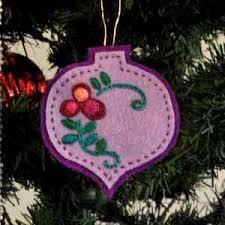 Felt Christmas Stocking Tree Decoration by 1134 Best Christmas Felt Ornaments Images On Pinterest Felt