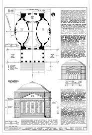 The Jeffersons Apartment Floor Plan Gallery Of Ad Classics University Of Virginia Thomas Jefferson 2