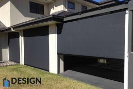 Bistro Blind Outdoor Blinds Sydney By Design Free Quotes Frm 230 Sqm