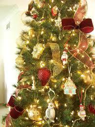 a wild tea party o christmas tree