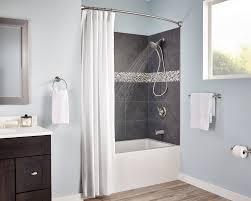 amazon com moen sr2201bn shower curtain ring brushed nickel