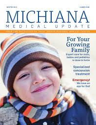 Madeline Leidy Michiana Medical Update Winter 2013 By Saint Joseph Regional