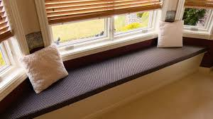 How To Make A Window by How To Make A Window Seat Cushion Youtube