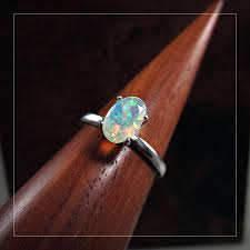 vintage opal engagement rings wedding ring opal and diamond rings on ebay deco opal