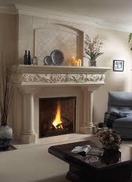 faux fireplace mantel ergocraft ashton 5 shelf bookcase bookcase