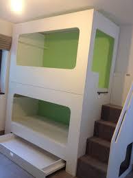 More Funtime Handmade Beds Bunk Beds Kids Beds Kids Funtime Beds - Three sleeper bunk bed