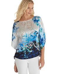 scarf blouse floral burnout scarf blouse thinglink