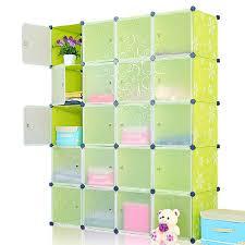 Childrens Storage Furniture by Amazon Com Unicoo Multi Use Diy 20 Cube Organizer Bookcase