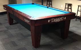 Smart Pool Table Nearly New 7 Foot Diamond Smart Table Azbilliards Com