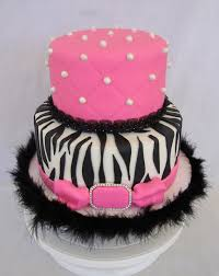zebra print baby shower1 year birthday party locations baby shower 1 food and drinks cake pink zebra