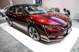 honda hydrogen car price honda clarity fuel cell lease price will be 500 a month
