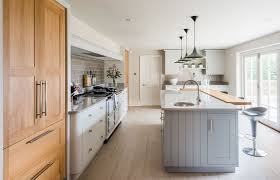 kent country house a traditional plain and simple bespoke kitchen