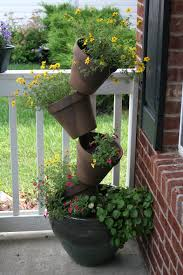 vertical garden containers gardening ideas
