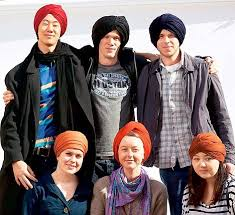 building bridges between communities norway goes the turban way