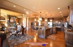Open Kitchen Living Room Floor Plans by Acadiana Home Design Themoatgroupcriterion Us