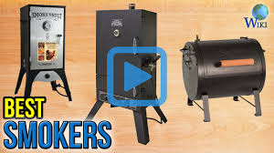 top 10 smokers of 2017 video review