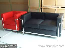 LE CORBUSIER SOFASLE CORBUSIER LEATHER SOFA FA Manufacturer - Corbusier sofas