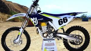 motocross action 450 shootout first ride 2016 husqvarna fc450 motocross action magazine youtube