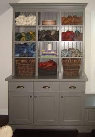 Yarn Storage Cabinets 47 Best Home Yarn Storage Images On Pinterest Yarn Storage