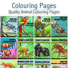 natural coloring books clickbank
