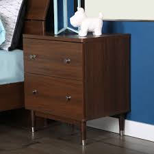Mid Century Nightstands Furniture Mid Century Style Nightstand With Mid Century