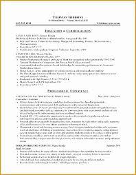 8 sample internship curriculum vitae free samples examples