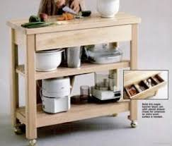 kitchen cart ideas kitchen cart plans kitchen design