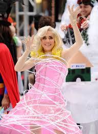 Matt Lauer Halloween J Lo by Meredith Viera As Lady Gaga Cbs Denver