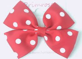 large bows plain and dotty 3 20 merry berries