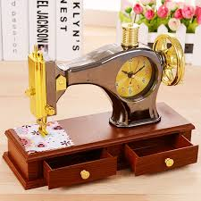 aliexpress buy vintage sewing machine table card holder
