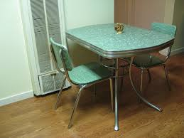 Formica Kitchen Table Roselawnlutheran - Retro formica kitchen table