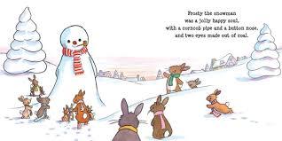 scholastic canada frosty snowman