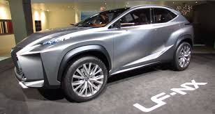 lexus lf nx get close up with lexus lf nx concept u2013 clublexus