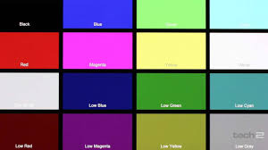 8 best images of basic color chart with names color chart and